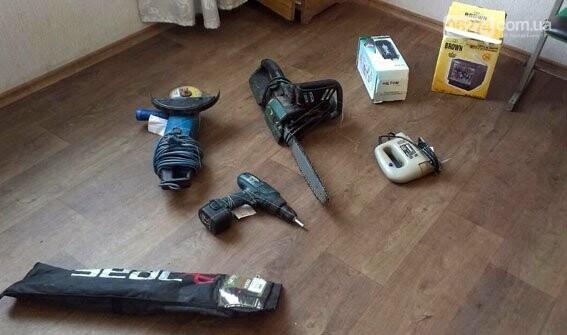 Полицейские Бахмута задержали дуэт грабителей, фото-1