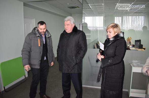 Бахмутский городской голова Алексей Рева посетил с рабочим визитом предприятия, фото-6