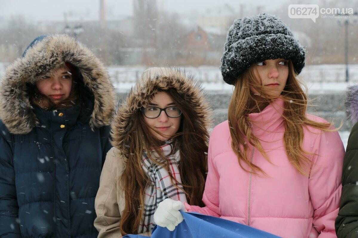 В Бахмуте отметили День Соборности Украины, фото-10