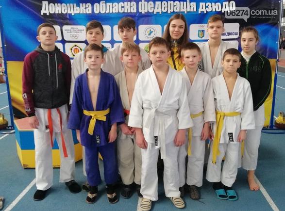 Чемпионат Донецкой области по дзюдо в Бахмуте собрал 350 юношей и девушек, фото-5