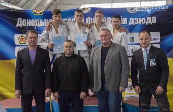 Чемпионат Донецкой области по дзюдо в Бахмуте собрал 350 юношей и девушек, фото-6