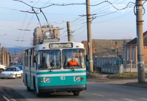 В Бахмуте презентовали очередной троллейбус после капремонта, фото-2