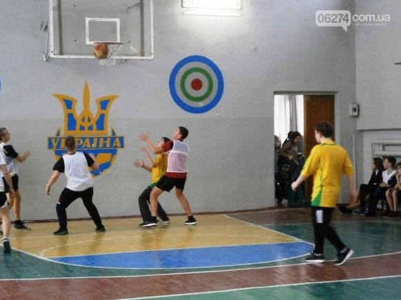 В Бахмуте прошел турнир по баскетболу среди школьников, фото-1