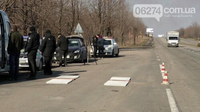На Донетчине проводятся рейды контроля за передвижением крупногабаритного транспорта (ВИДЕО), фото-2