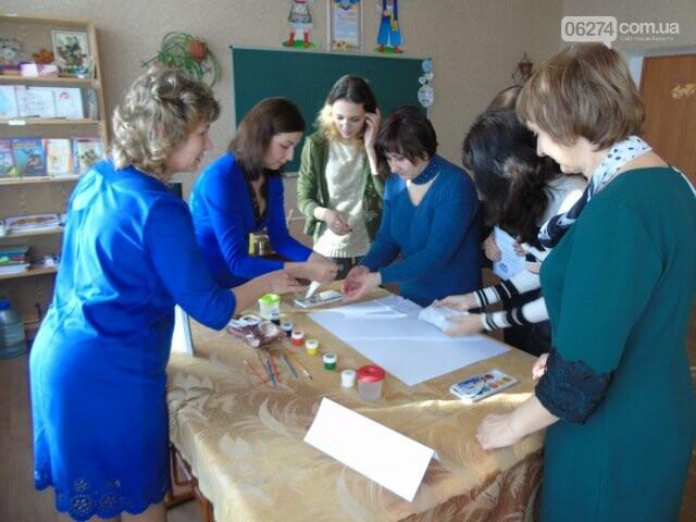В Бахмуте прошел квест для педагогов в рамках внедрения концепции Новой украинской школы, фото-3