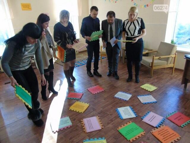 В Бахмуте прошел квест для педагогов в рамках внедрения концепции Новой украинской школы, фото-6