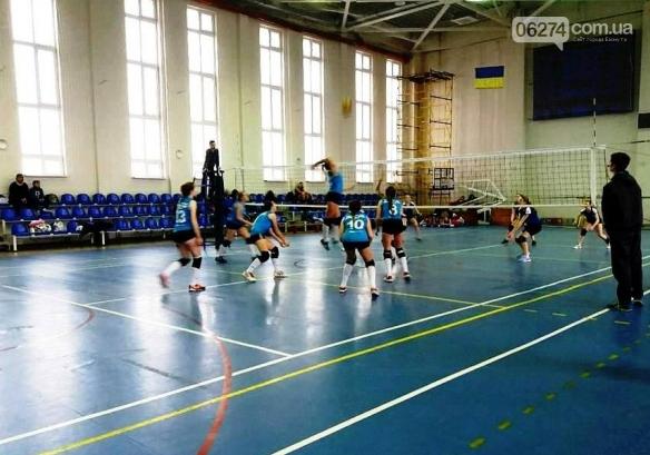 Волейболистки Бахмута – победительницы Чемпионата области, фото-1