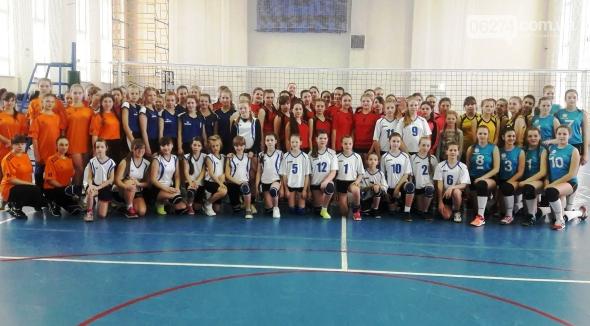 Волейболистки Бахмута – победительницы Чемпионата области, фото-3