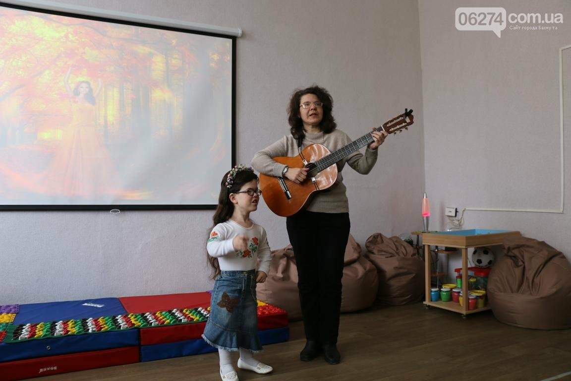 В Бахмуте открыли обновленный Центр психологической поддержки детей и их семей, фото-13