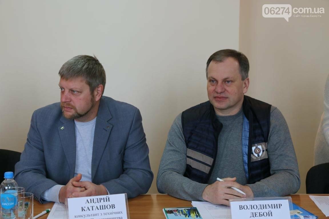 В Бахмуте ведут переговоры с представителями НЕФКО (ДОПОЛНЕНО), фото-2