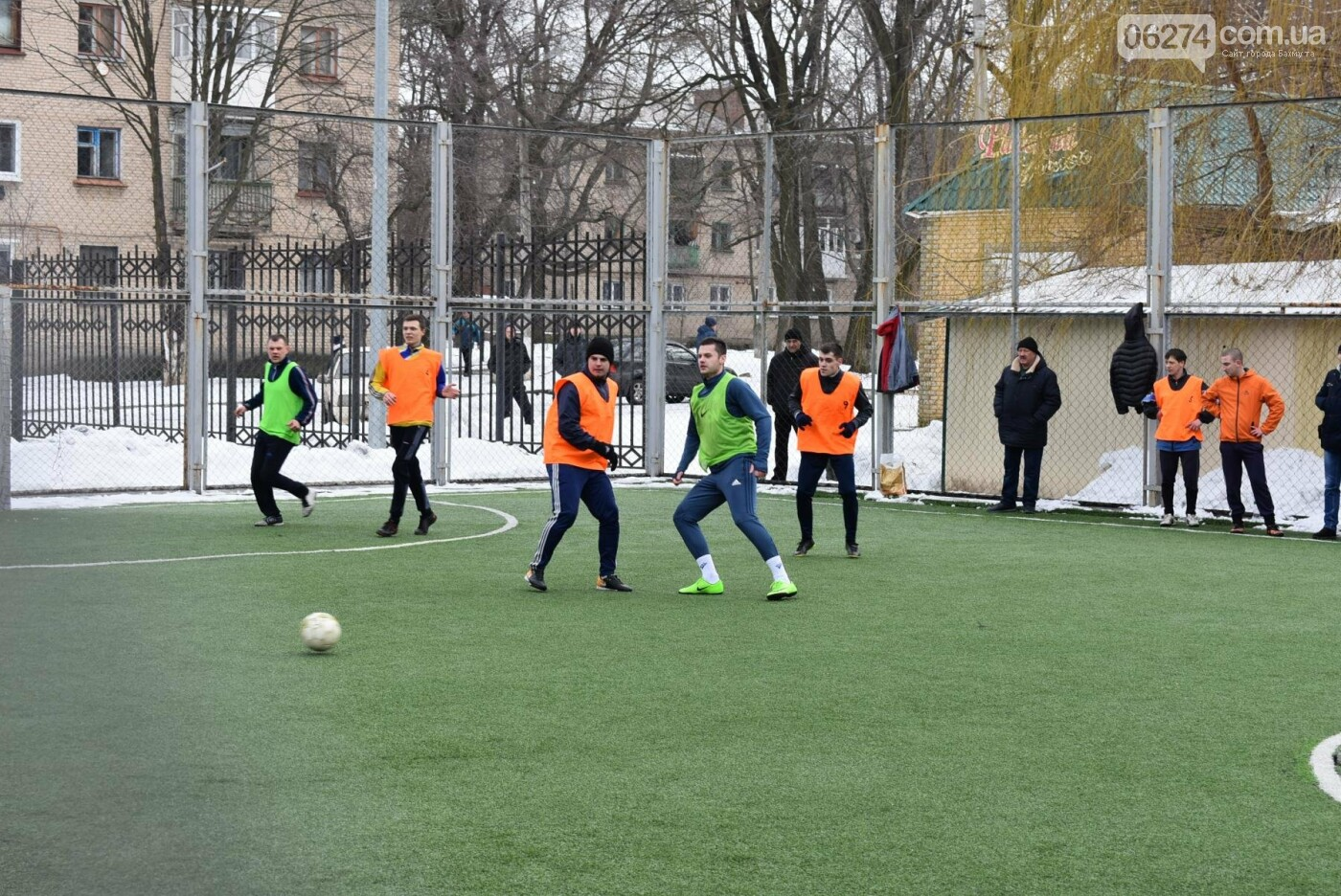 В Бахмуте футболисты СИЗО оказались сильнее полицейских, фото-4
