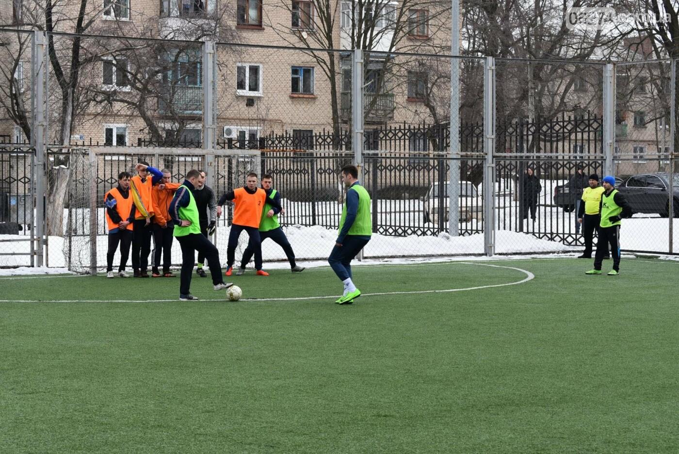 В Бахмуте футболисты СИЗО оказались сильнее полицейских, фото-2