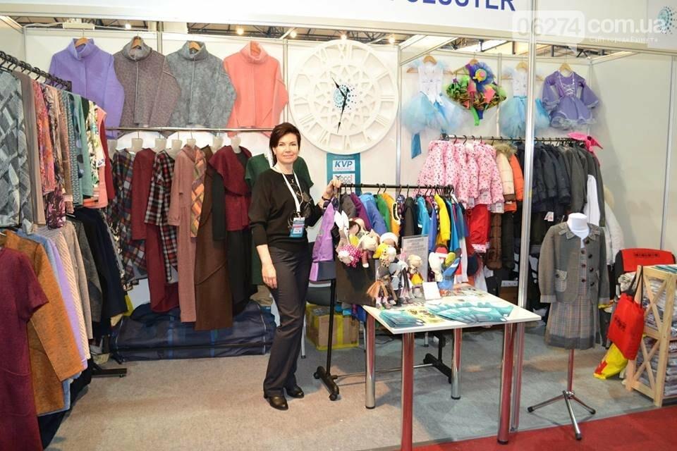 «Куркуль» из Бахмута приняла участие в Международном фестивале моды, фото-2