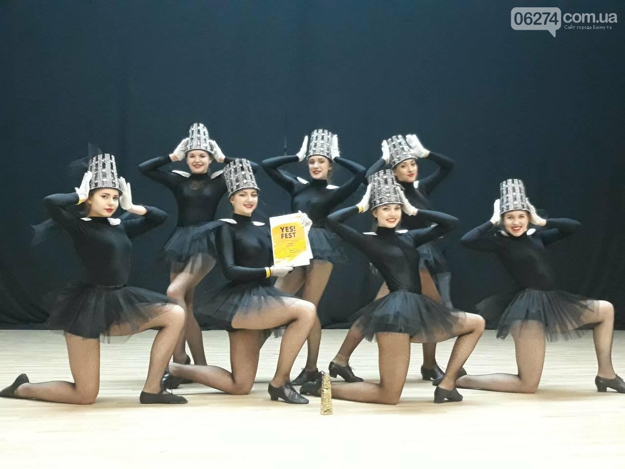 Бахмутский «Лицей» стал лучшим на областном фестивале танца, фото-2