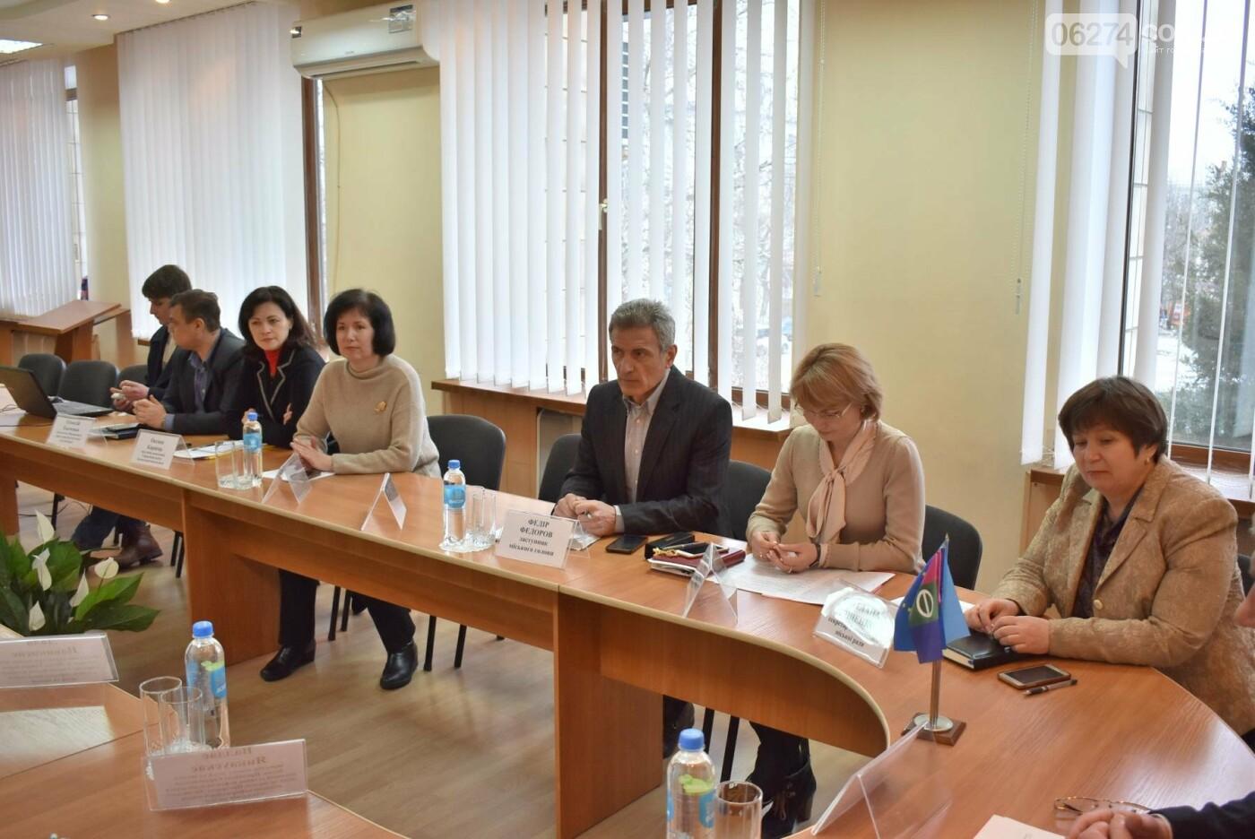 Бахмут посетила делегация из Литвы для обсуждения совместного образовательного проекта, фото-2