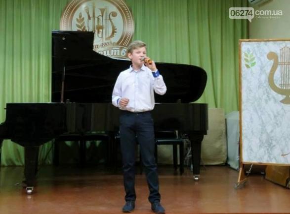 В Бахмуте юные вокалисты приняли участие в фестивале-конкурсе «Крок до зірок», фото-3