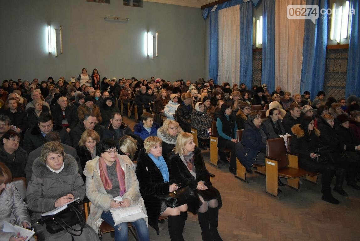 В микрорайоне «Цветмет» прошло очередное обсуждение Социального проекта, фото-2