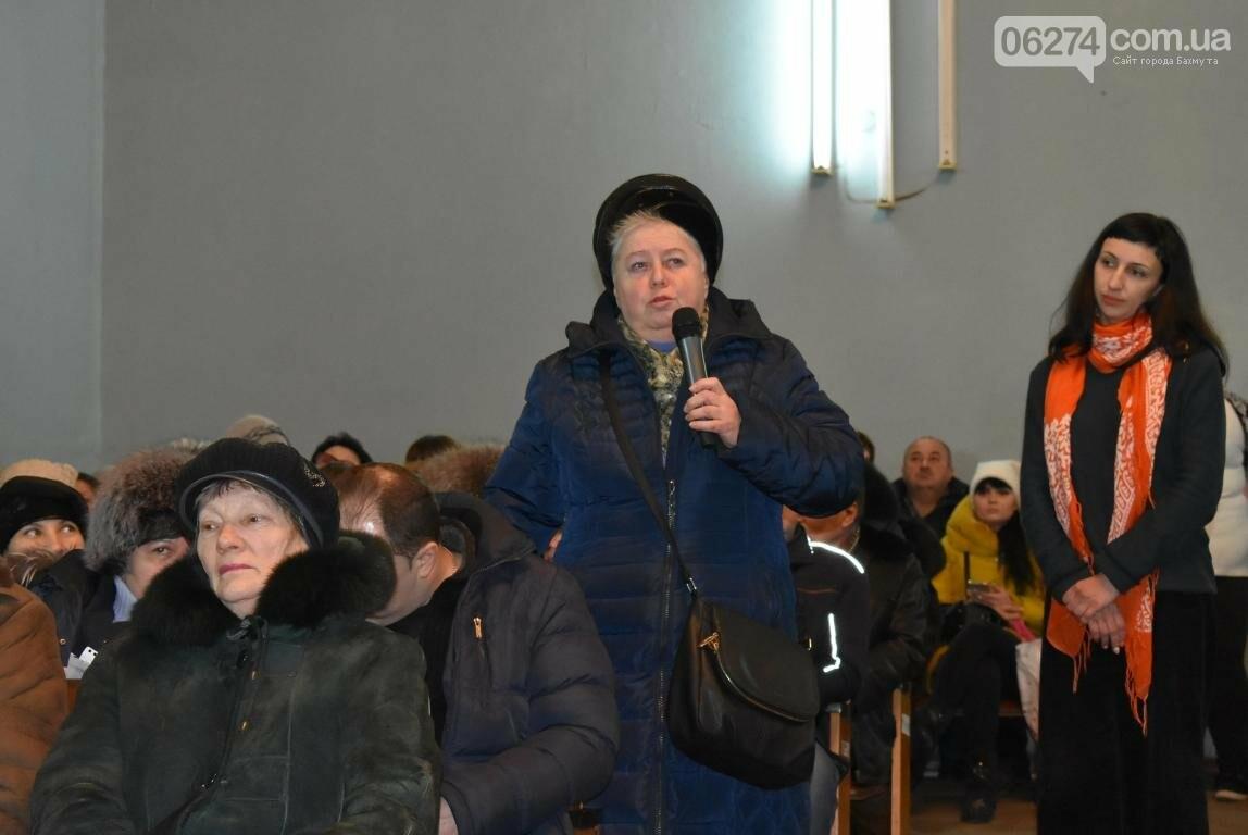 В микрорайоне «Цветмет» прошло очередное обсуждение Социального проекта, фото-8