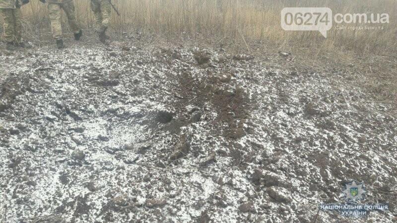 На выходных боевики обстреляли поселок в Бахмутском районе, фото-2
