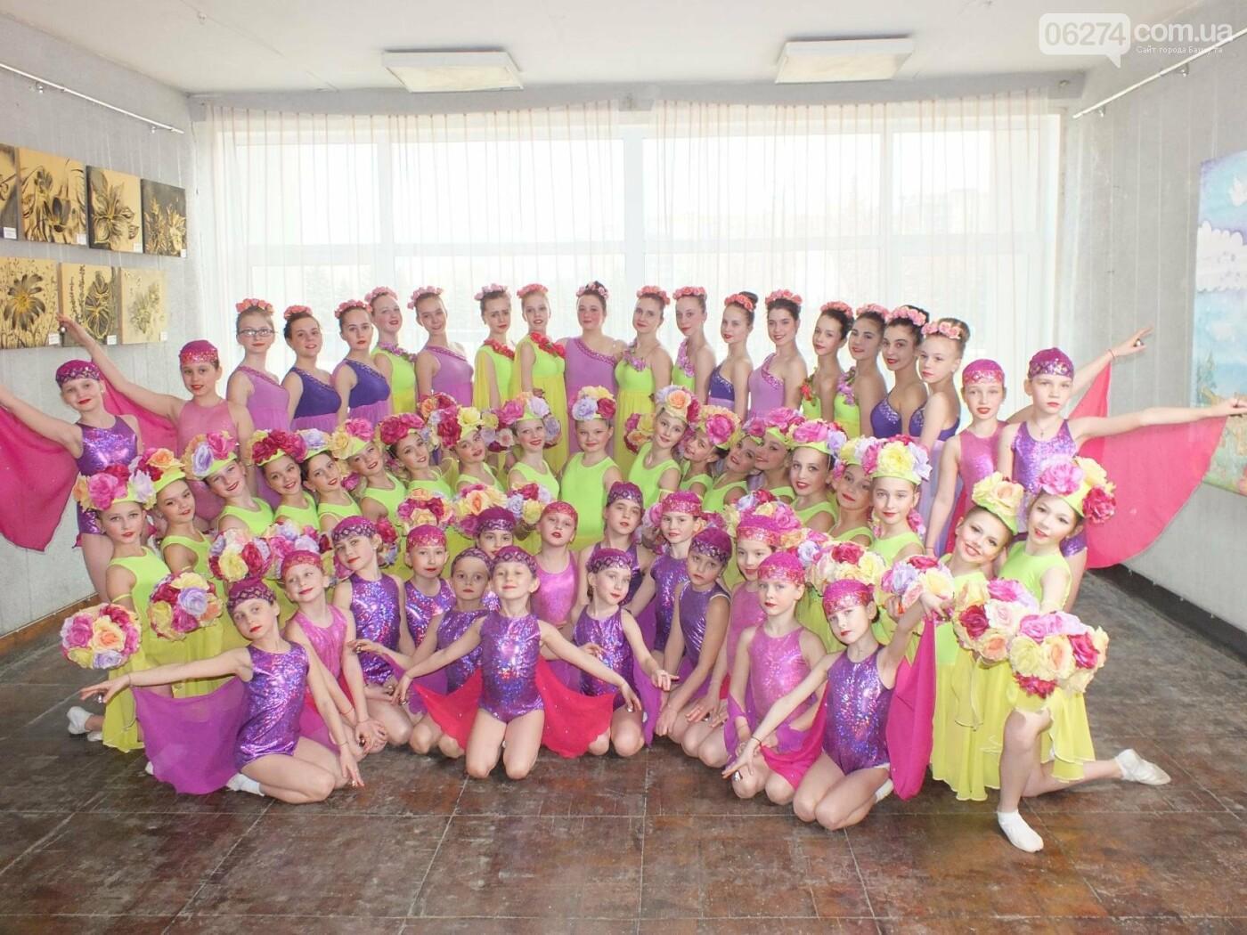 «Непоседы» из Бахмута стали лучшими на двух танцевальных конкурсах в Донецкой области, фото-2