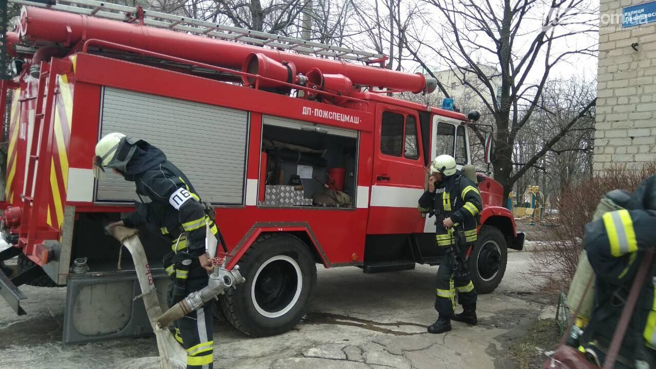 В Бахмуте пожарные проводят проверки учебных заведений, фото-5