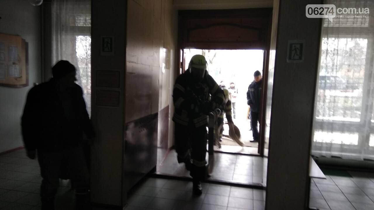 В Бахмуте пожарные проводят проверки учебных заведений, фото-8