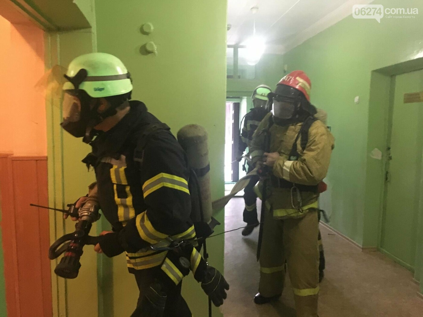 В Бахмуте пожарные проводят проверки учебных заведений, фото-11