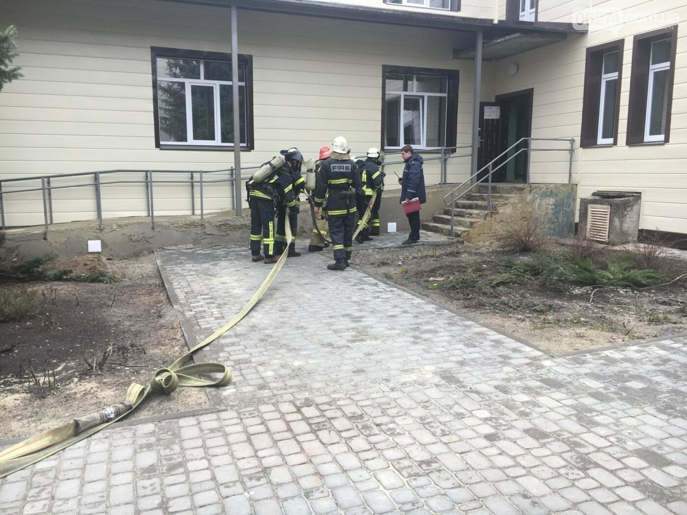 В Бахмуте пожарные проводят проверки учебных заведений, фото-20