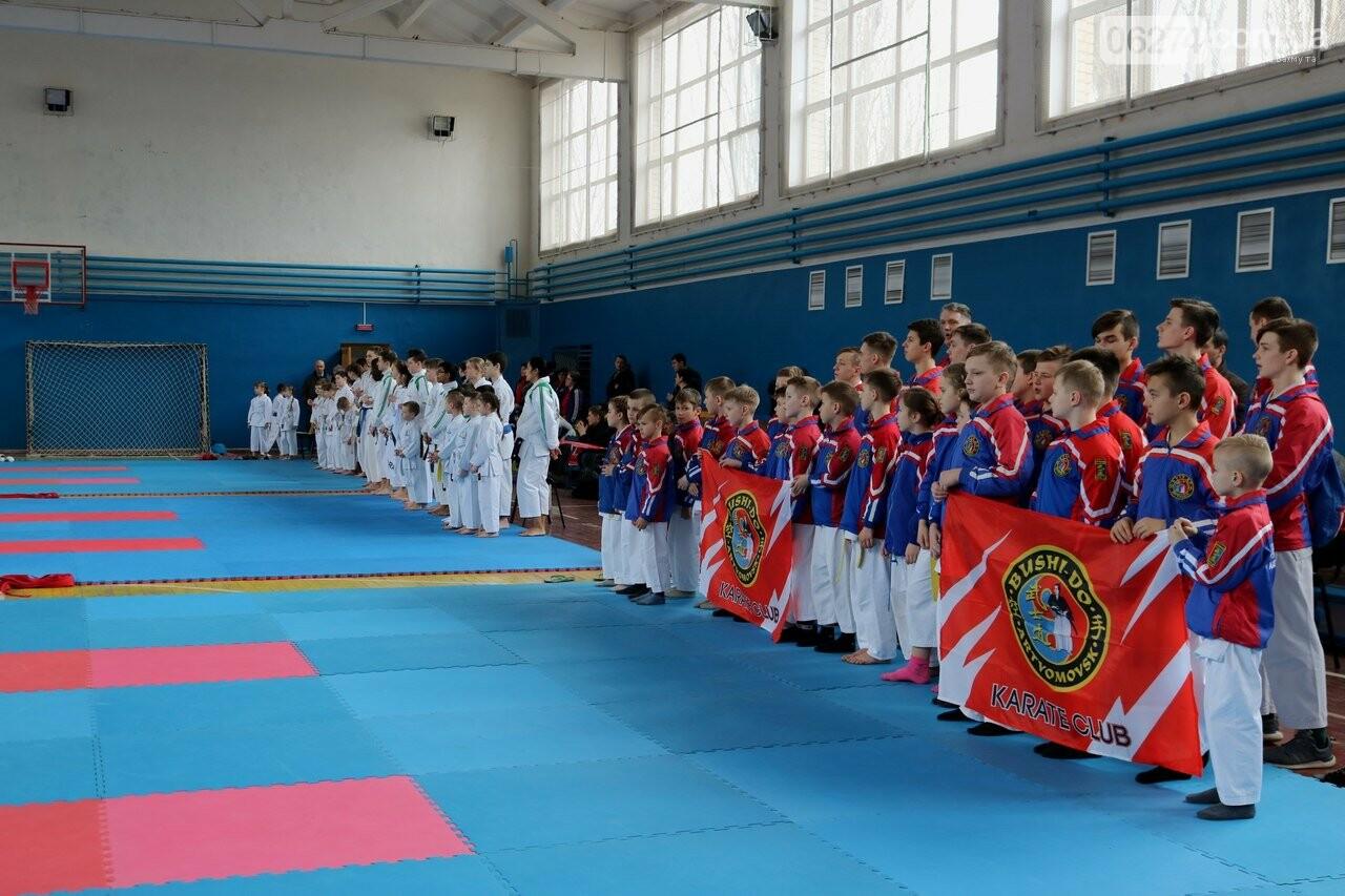Каратисты Бахмута завоевали 73 медали на областном чемпионате, фото-1