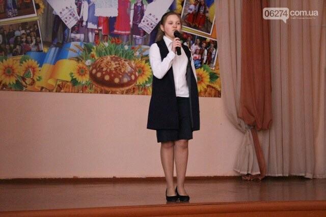 Школьники Бахмута провели благотворительный концерт «Помоги больному ребенку», фото-7