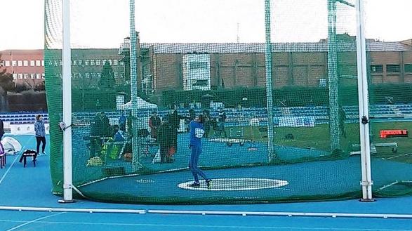 Бахмутчанка завоевала 4 место в метании молота на Чемпионате Европы в Мадриде, фото-1