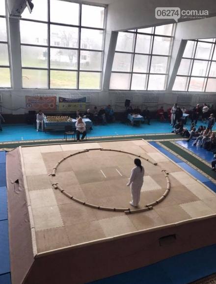 29 наград Чемпионата Украины по сумо получили бахмутские спортсмены, фото-2
