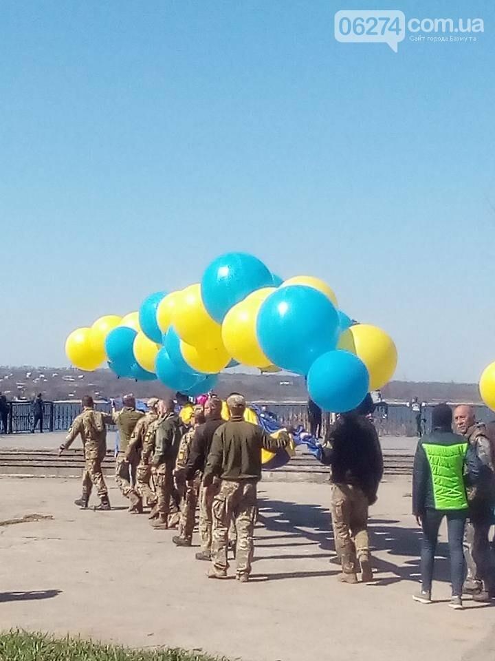Из Бахмутского района передали «привет» на оккупированную территорию, фото-2