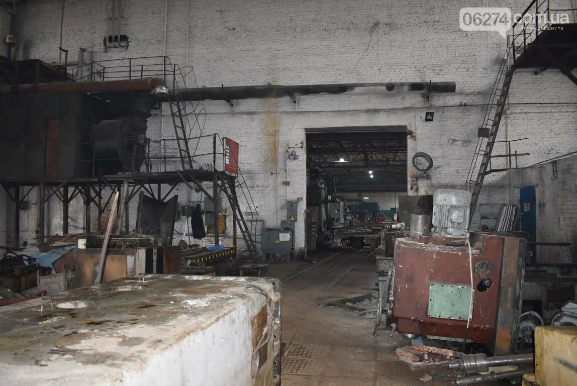 Новое предприятие и ремонт общежития – Бахмутский городской голова провел выездное рабочее совещание, фото-15