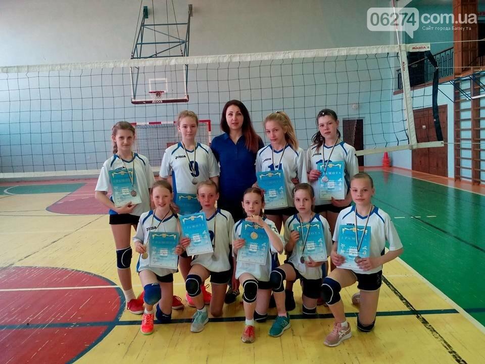 Волейболистки Бахмута – серебряные призеры областного чемпионата, фото-4