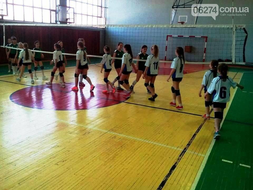 Волейболистки Бахмута – серебряные призеры областного чемпионата, фото-3
