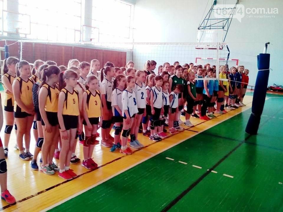 Волейболистки Бахмута – серебряные призеры областного чемпионата, фото-1