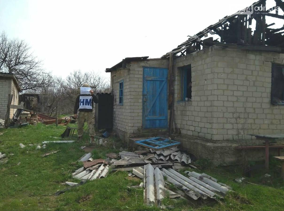 В Бахмутском районе боевики обстреляли жилые дома (ФОТО), фото-3