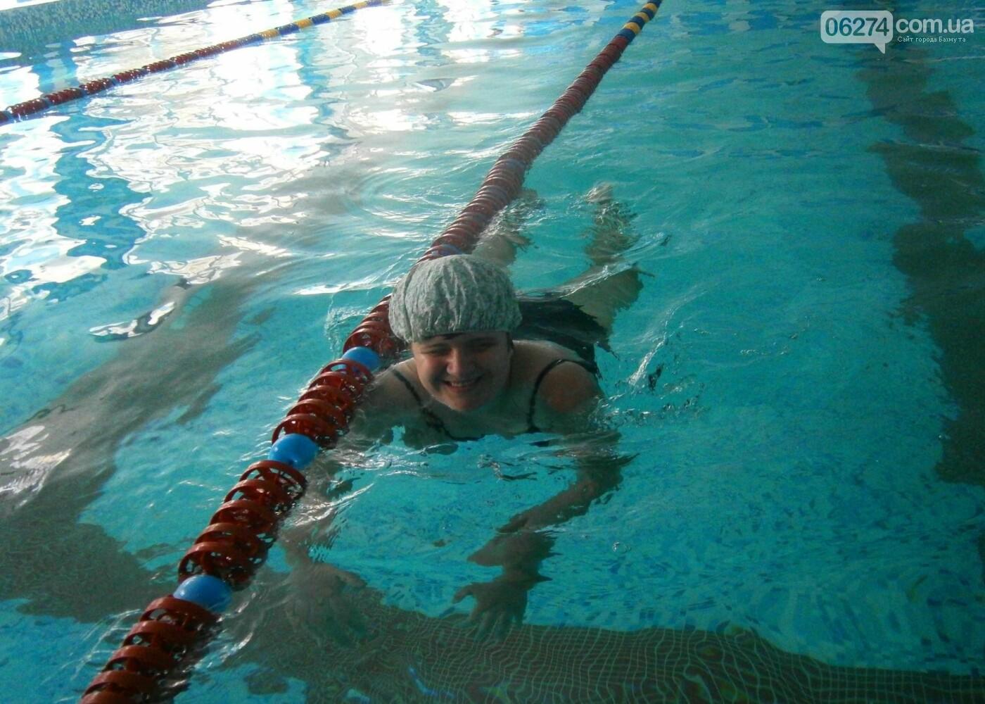 Сильные духом бахмутчане соревновались на воде, фото-2