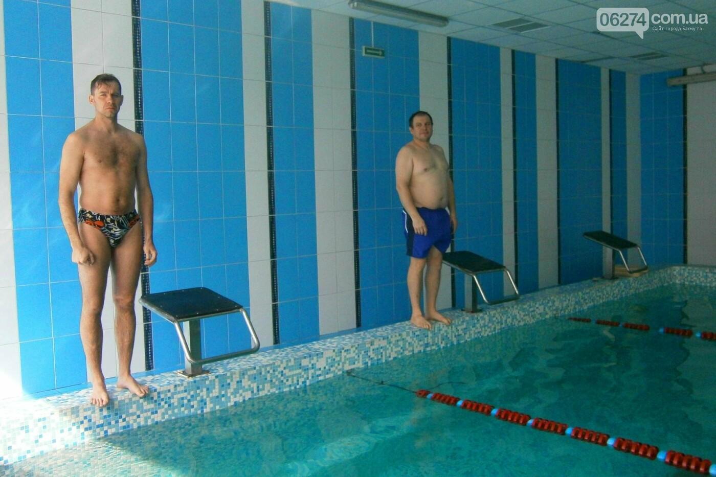 Сильные духом бахмутчане соревновались на воде, фото-1