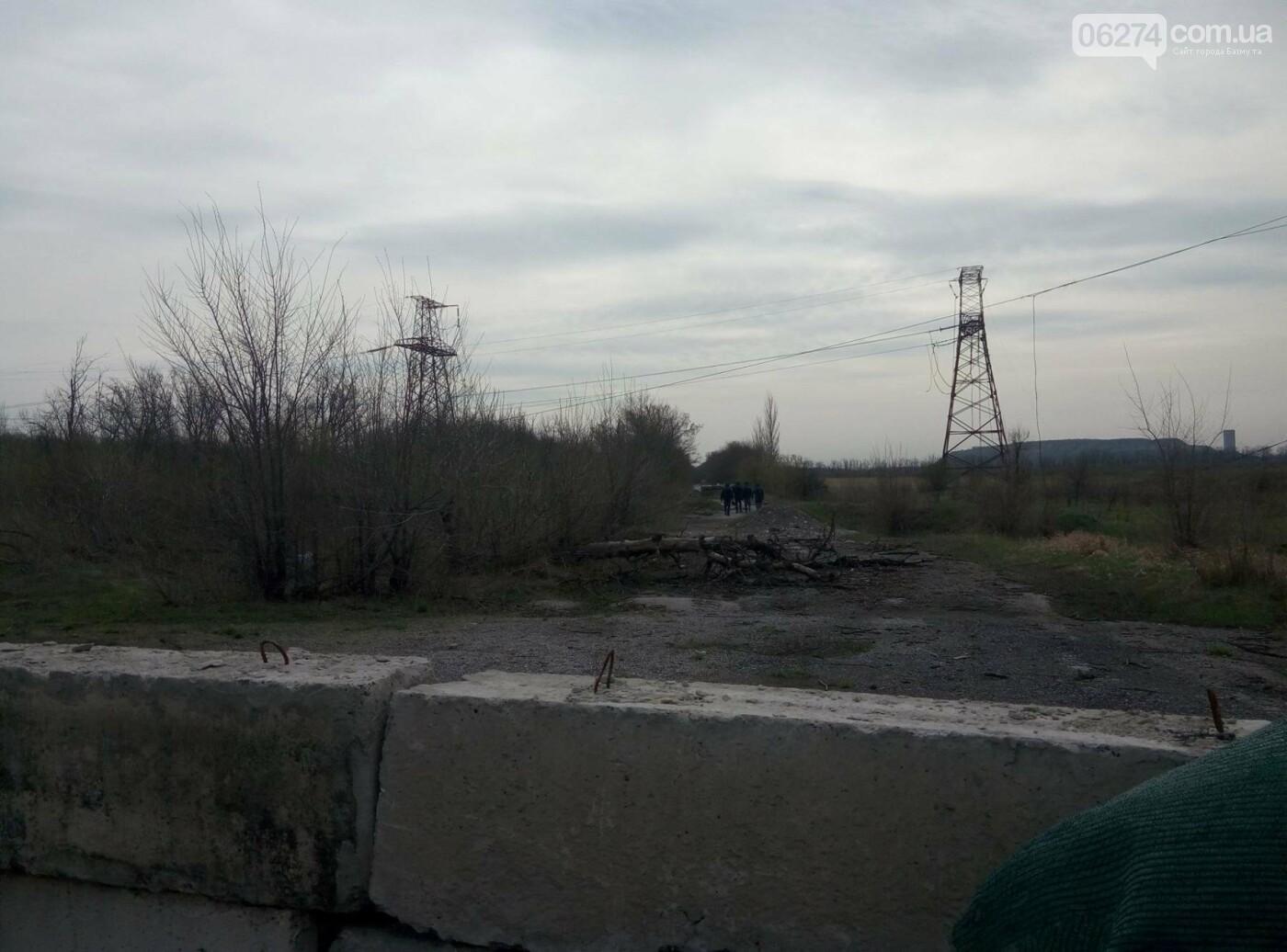 В Бахмутском районе вблизи линии разграничения восстанавливают водоснабжение, фото-1