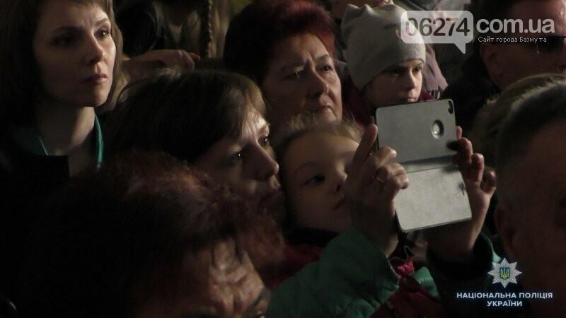 Полицейские Бахмута поздравили талантливых детей прифронтового Мироновского, фото-4