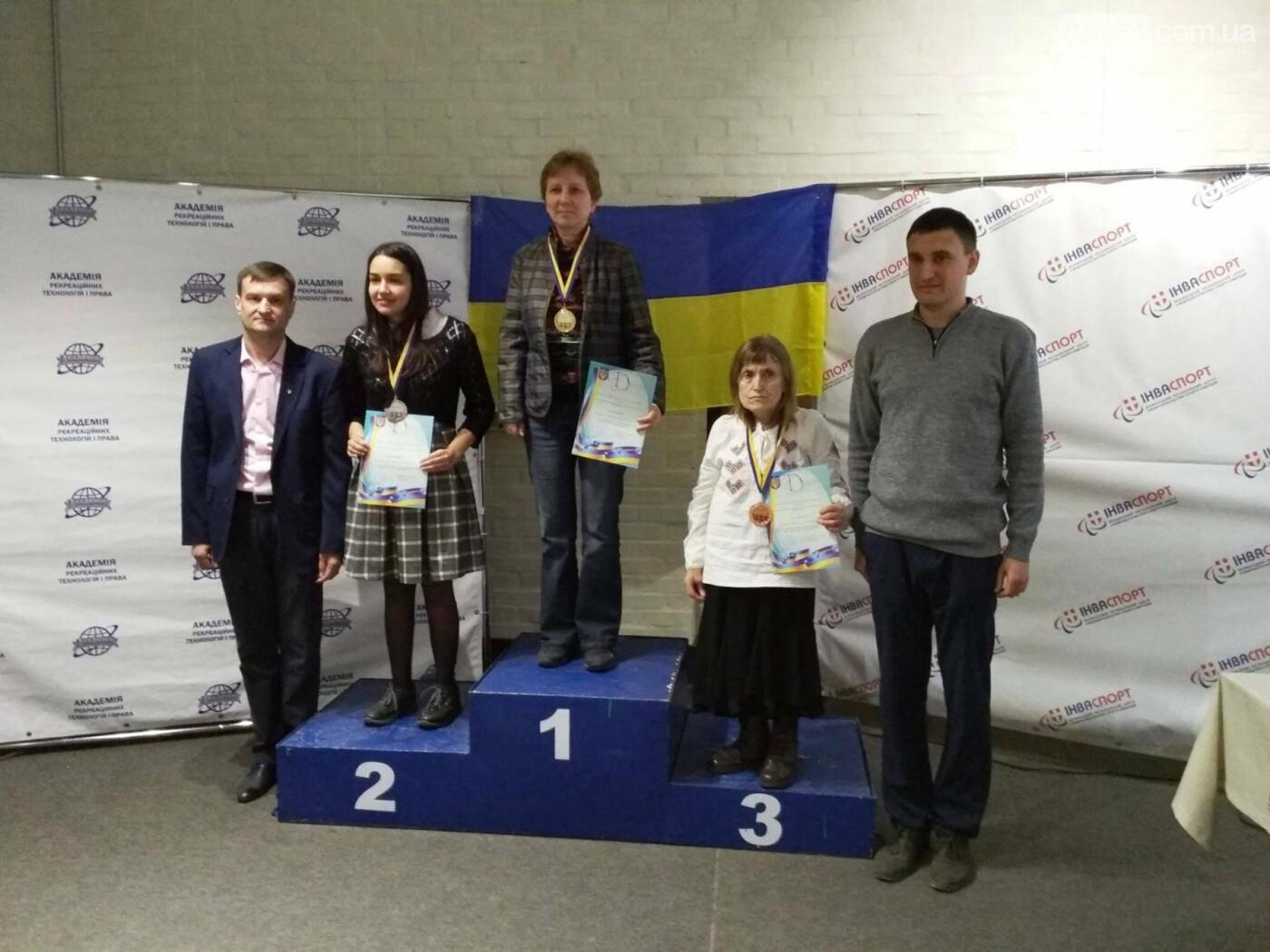 Бахмутчанка Людмила Ведерко – чемпионка Украины по шашкам-100, фото-1