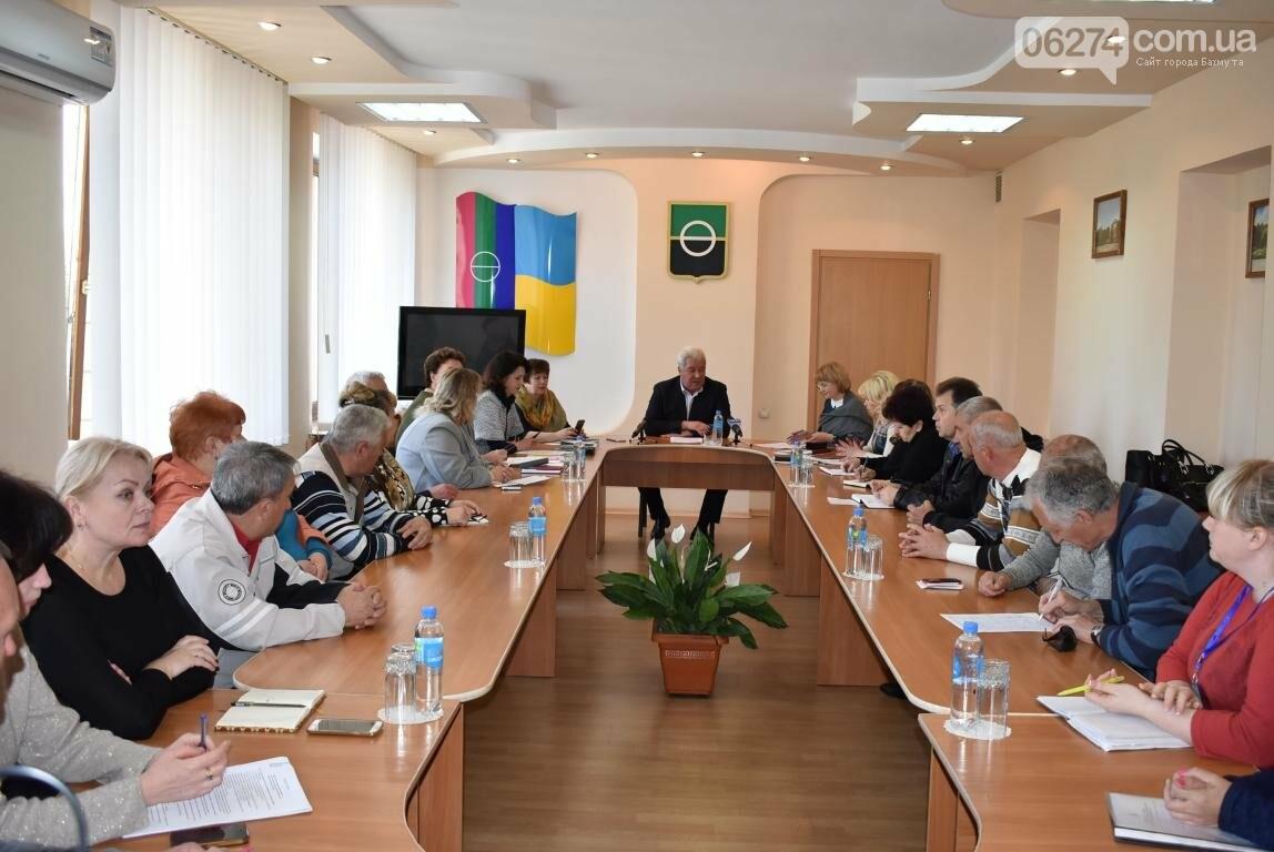 Бахмутский городской голова Алексей Рева встретился с ликвидаторами аварии на Чернобыльской АЭС, фото-1