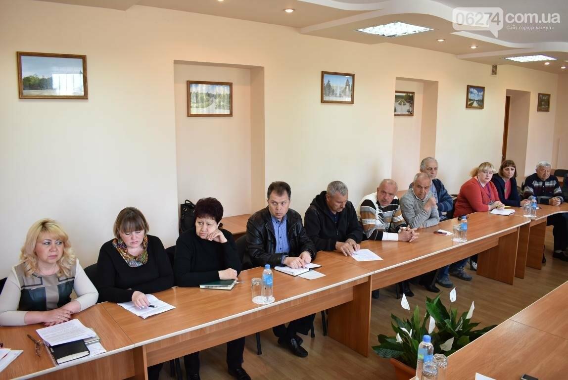 Бахмутский городской голова Алексей Рева встретился с ликвидаторами аварии на Чернобыльской АЭС, фото-2