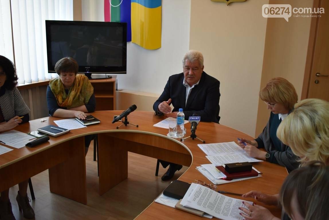 Бахмутский городской голова Алексей Рева встретился с ликвидаторами аварии на Чернобыльской АЭС, фото-4