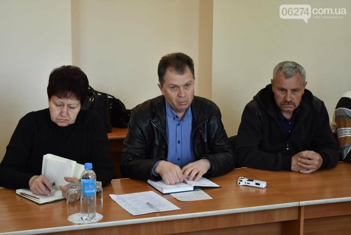 Бахмутский городской голова Алексей Рева встретился с ликвидаторами аварии на Чернобыльской АЭС, фото-6