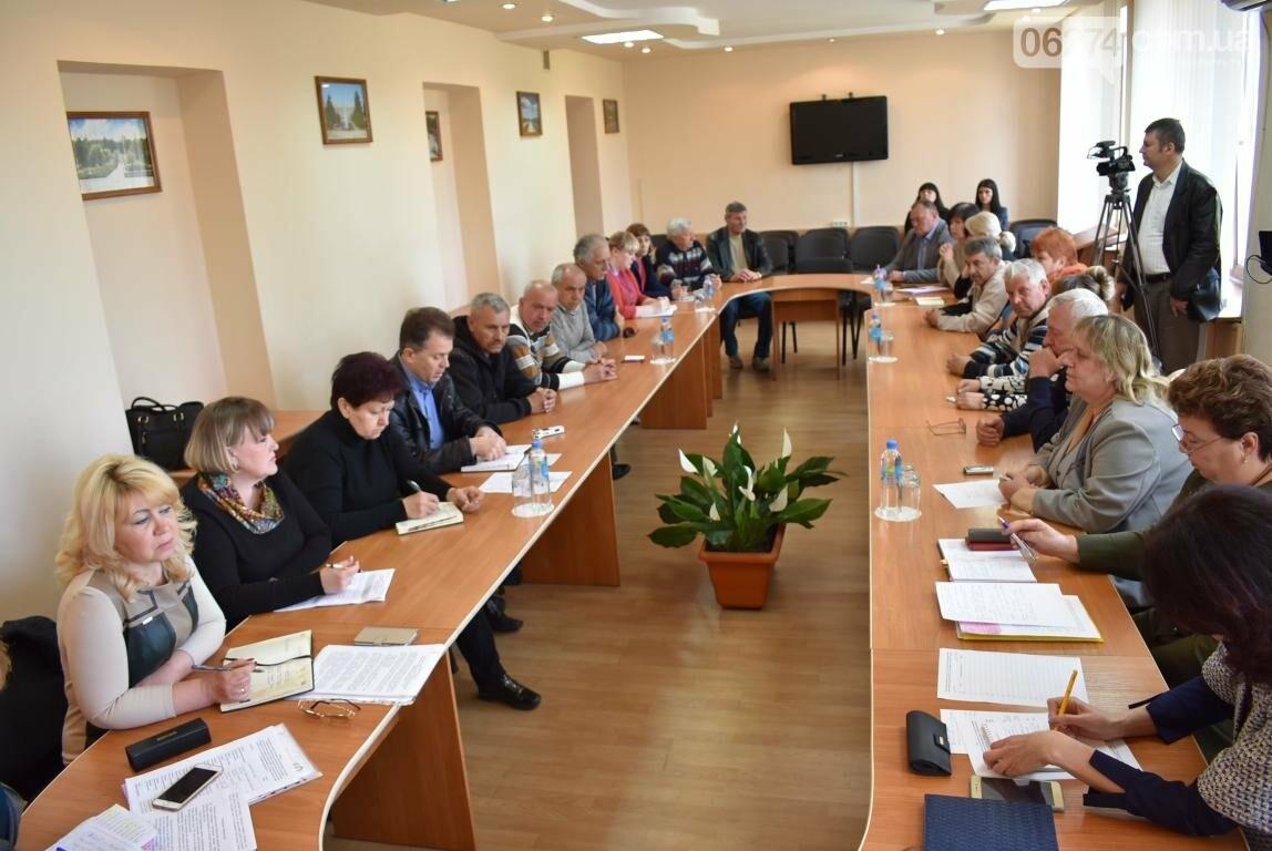 Бахмутский городской голова Алексей Рева встретился с ликвидаторами аварии на Чернобыльской АЭС, фото-7