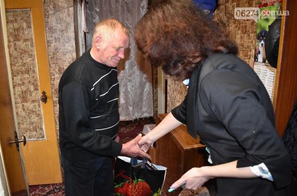 Представители городского совета навестили ликвидаторов аварии на Чернобыльской АЭС, фото-4