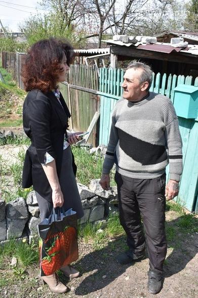 Представители городского совета навестили ликвидаторов аварии на Чернобыльской АЭС, фото-5